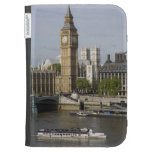 Big Ben and Thames River Cases For Kindle