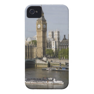 Big Ben and Thames River iPhone 4 Cover