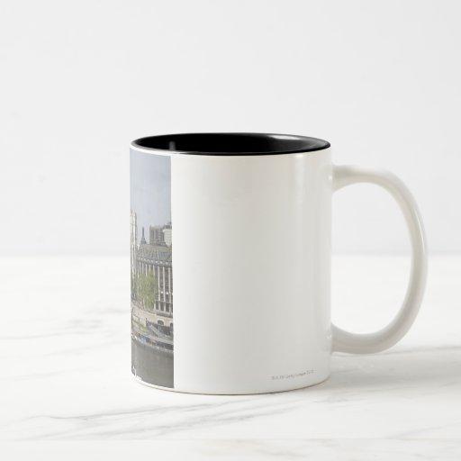 Big Ben and Thames River Mug