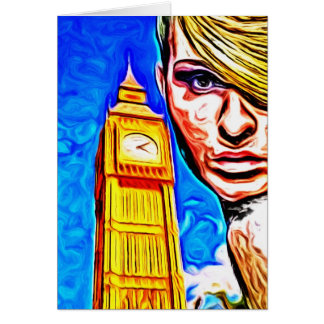 Big Ben and the Girl Card
