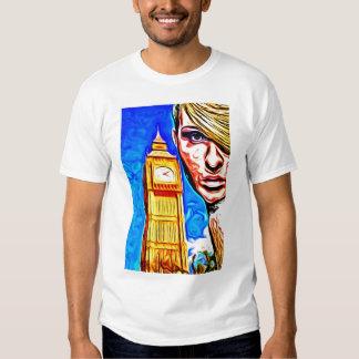 Big Ben and the Girl T-shirt