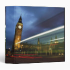 Big Ben and the Houses of Parliament Binder
