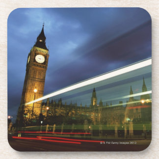 Big Ben and the Houses of Parliament Beverage Coasters