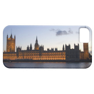 Big Ben and the Houses of Parliament in the city iPhone 5 Cover