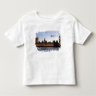 Big Ben and the Houses of Parliament in the city T Shirts
