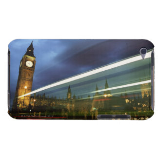 Big Ben and the Houses of Parliament iPod Touch Cover