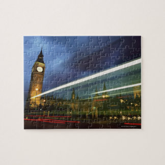 Big Ben and the Houses of Parliament Jigsaw Puzzle