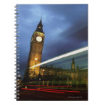 Big Ben and the Houses of Parliament Notebook