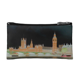 Big Ben and Westminster Abbey Accessory Bag