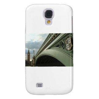 Big Ben and Westminster Bridge Samsung S4 Case