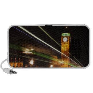 Big Ben at Night PC Speakers