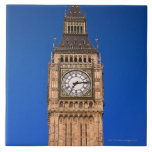Big Ben at the British Capital Ceramic Tiles