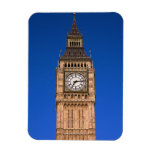 Big Ben at the British Capital Vinyl Magnets