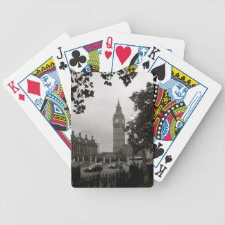 Big Ben Baraja Cartas De Poker