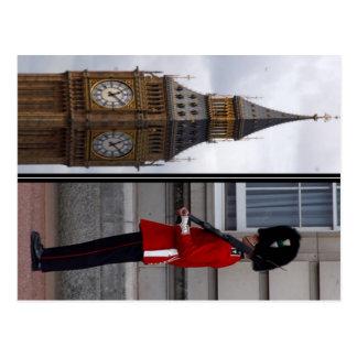 Big Ben/Buckingham Postal