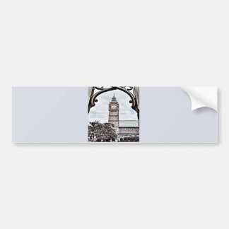 Big Ben Bumper Sticker
