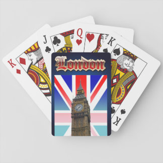 Big Ben Card Deck