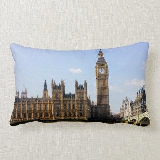 Big Ben, casas del parlamento, Londres Reino Unido Cojín