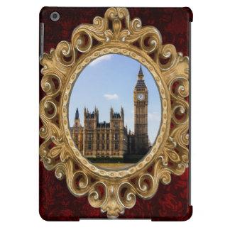 Big Ben, casas del parlamento, Londres Reino Unido Funda Para iPad Air
