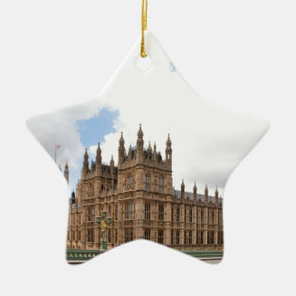 Big Ben Ceramic Ornament