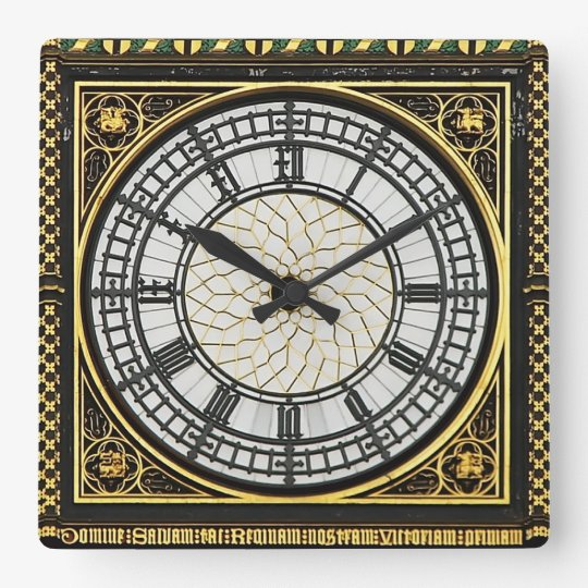 Big Ben Clock Face Zazzle Com