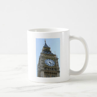 Big Ben Clock in London, England United Kingdom Coffee Mug