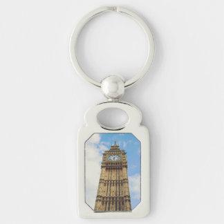 Big Ben clock, London Key Chains