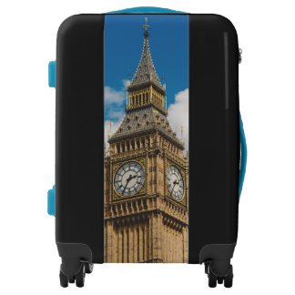 Big Ben Clock -  Palace of Westminster, London Luggage