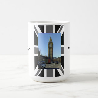 Big Ben Clock Tower London Coffee Mug