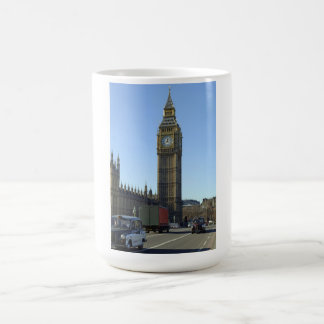 Big Ben Clock Tower London Coffee Mugs