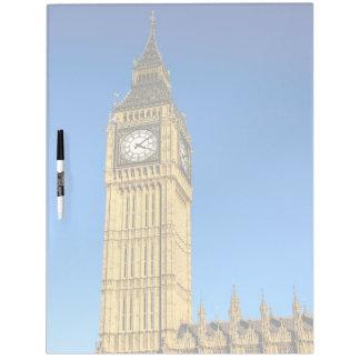 Big Ben clock tower, London Dry-Erase Whiteboards