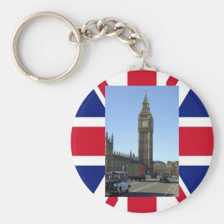 Big Ben Clock Tower London Keychain