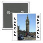 Big Ben Clock Tower London Pins