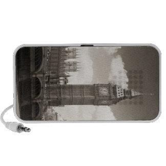 Big Ben Clock Tower London Speaker System