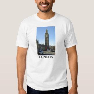 Big Ben Clock Tower London Tee Shirt