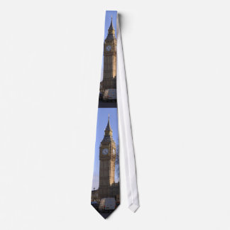 Big Ben Clock Tower London Tie