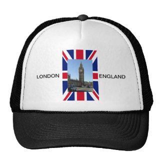 Big Ben Clock Tower London Trucker Hat