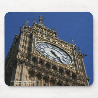 Big Ben Clock Tower Mousepad