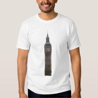 Big Ben Clock Tower: Tee Shirt
