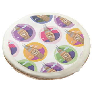 Big Ben Clock Tower Westminster Sugar Cookie