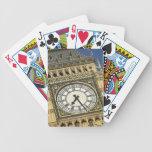 Big Ben Clockface Bicycle Card Decks