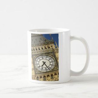 Big Ben Clockface Coffee Mug