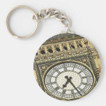 Big Ben Clockface Key Chain