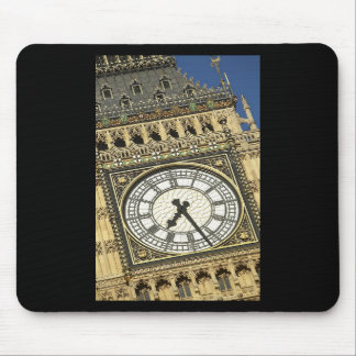 Big Ben Clockface Mouse Pads