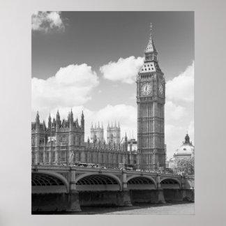 Big Ben Clocktower Impresiones