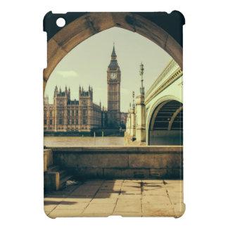 Big Ben debajo del arco, Londres Reino Unido