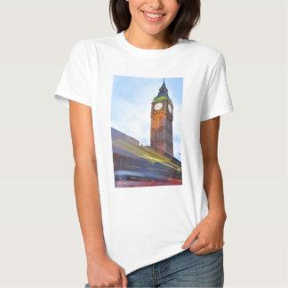 Big Ben design T Shirt
