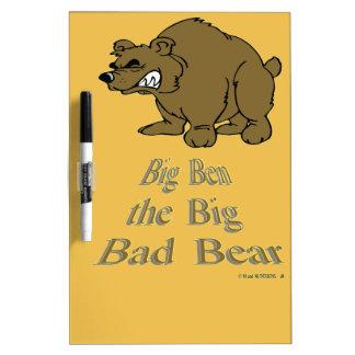 Big Ben Dry Erase Board