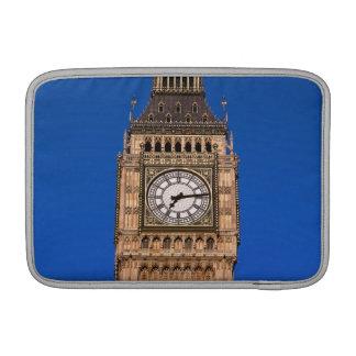 Big Ben en el capital británico Fundas MacBook