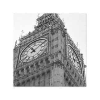 Big Ben en Londres Impresion De Lienzo